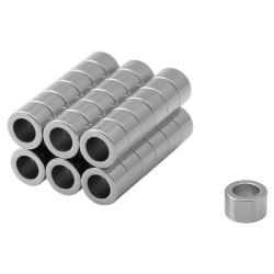 Neodymium Ring Magnet 10Ax5x5 Thick N35H