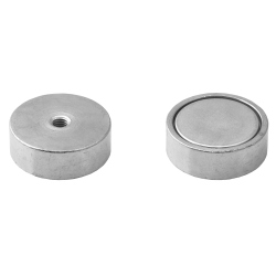 Pot magnet with internal thread 29X10XM5