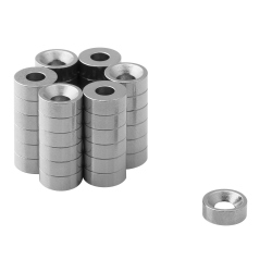 Ring magnet 8x(6x3,5)x3 with countersunk borehole N38