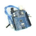 Development board compatible with Arduino UNO (ATmega328p and CH340) + 50cm cable