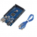 MEGA 2560 (ATmega2560 + CH340) Development Board Compatible with Arduino and 50 cm Cable