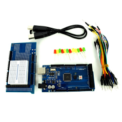 Kit - Compatible with Arduino MEGA with Shield