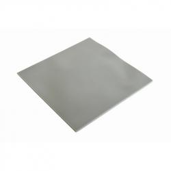Heatsink silicone thermal pad, 100 x 100 x 1 mm