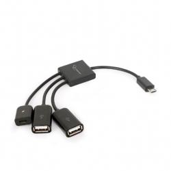 OTG mobile USB hub