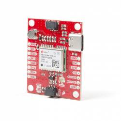 SparkFun GPS Breakout - NEO-M9N, U.FL (Qwiic)