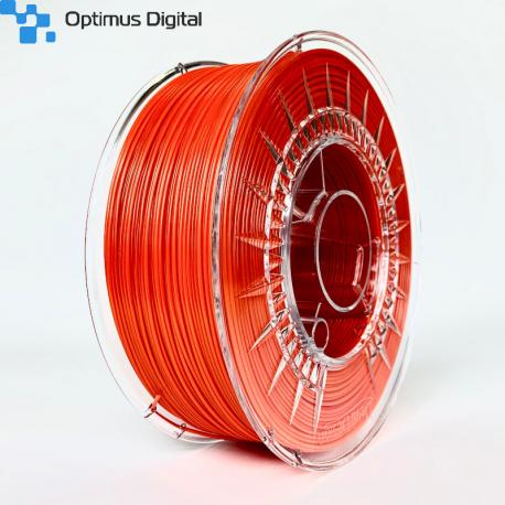 Devil Design PET-G Filament - Dark Orange 1 kg, 1.75 mm