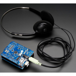 "Adafruit ""Music Maker"" MP3 Shield for Arduino (MP3/Ogg/WAV)"