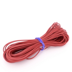 1 mm Red Wire (Price per 1 Meter)