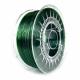 Devil Design PET-G Filament - Green Transparent 1 kg, 1.75 mm