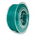 Devil Design PET-G Filament - Emerald Green 1 kg, 1.75 mm