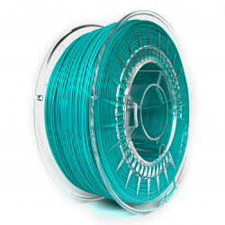 Devil Design PLA Filament - Emerald Green  1 kg,1.75 mm