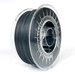 Devil Design PLA Filament - Dark Gray  1 kg,1.75 mm