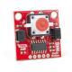 Buton Qwiic Sparkfun cu LED Roșu