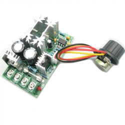 Controller PWM HHO RC motor de 20A, 10VDC - 60VDC