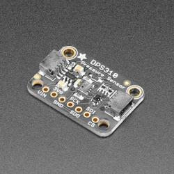 Adafruit LSM6DS33 + LIS3MDL - 9 DoF IMU with Accel / Gyro / Mag - STEMMA QT Qwiic