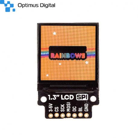 "1.3"" SPI Colour LCD (240x240) Breakout"