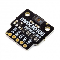 MAX30105 Breakout - Heart Rate, Oximeter, Smoke Sensor