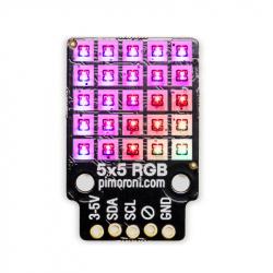5x5 RGB Matrix Breakout