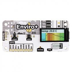 Enviro+ for Raspberry Pi