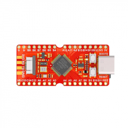 GD32VF103CBT6 Development Board with LCD Display