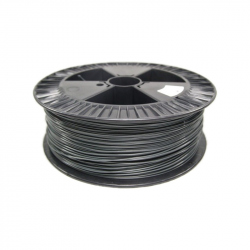 Filament Premium PLA 1.75mm DARK GREY 2kg