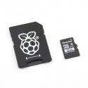 Panasonic MicroSD A1 Original 16 GB NOOBs Card for Raspberry Pi 4