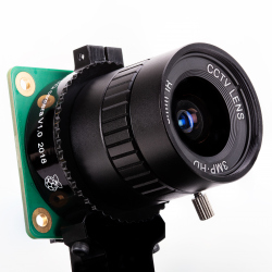 6 mm Wide Angle Lens for HQ Raspberry Pi Camera