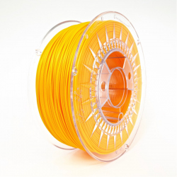 Devil Design PLA Filament - Bright Orange 1 kg, 1.75 mm