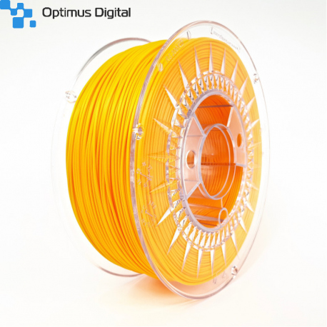 Devil Design PLA Filament - Bright Orange 1 kg, 1.75 mm