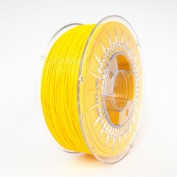 Devil Design TPU Filament - Bright Yellow 1 kg, 1.75 mm