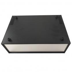 Black Metal Case (175 mm x 250 mm, 90 mm)