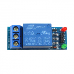 Relay Module (Ordered with 5V)