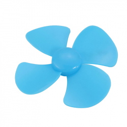 80 mm Blue Propeller