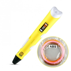 3D Printing Pen (Yellow)