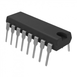 MAX232 RS232 Level Converter