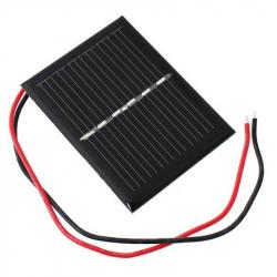 3.0 V 100 mA Polycrystalline Solar Cell