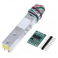 1 kg Load Cell with HX711 Amplifier Module