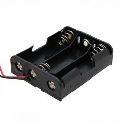 3 x R6 Battery holder