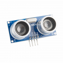 HC-SR04+ Ultrasonic Distance Sensor (3.3 V and 5 V Compatible)