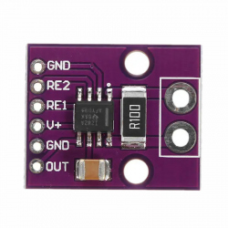 INA282 Bidirectional Low/High Side Current Sensor Module