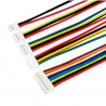 9p 1.25 mm Double Head Cable (15 cm)