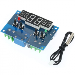 XH-W1401 Digital Temperature Controller (Thermostat) (24 V)