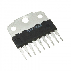 TDA7056B - Amplifier 1 x 5 W / 8E BTL
