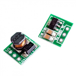 Mini DC 5V Step Up Module (Input Down to 0.8V)