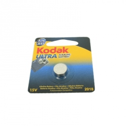 Kodak Alkaline Battery AG13, LR44, KA76 Type