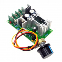 New 20A Universal DC10-60V PWM HHO RC Motor Speed Regulator Controller Switch