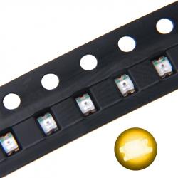 0805 Yellow LED