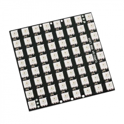 WS2812 8x8 RGB LED Matrix