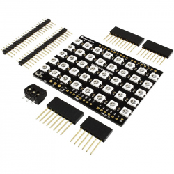 5x8 Matrix with WS2812B Addressable RGB LEDs