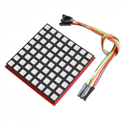 8x8 RGB LED Matrix for Raspberry Pi